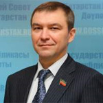 Вице-президент ФХМР Дмитрий Самаренкин