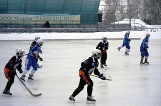 Хоккеисткам российских команд хорошо знаком лёд Обухово