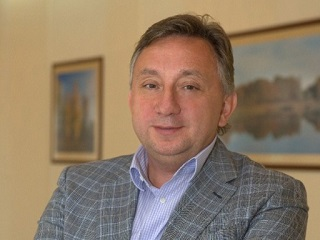 Министр физической культуры, спорта, туризма иработы смолодежью Московской области Олег Жолобов