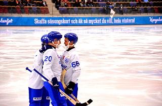 Московское «Динамо» лишило турнир команды хозяев (Фото Александра Авраменко)