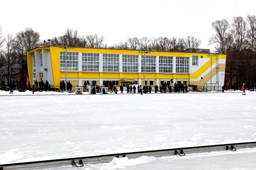 Стадион Станкостроитель