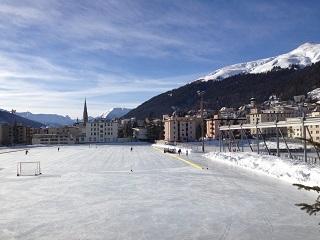 Швейцарский Давос принял четыре европейские сборные (Фото facebook.com)