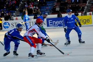 Александр Егорычев сыграл наЧМ-2014 два матча (Фото Евгения Конова)