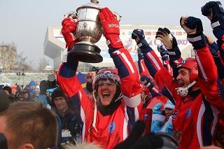 Сборная России— чемпион мира 2014! (Фото baikal-bandy.ru)