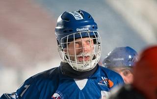 Александр Егорычев— один издебютантов символической сборной сезона (Фото Виктора Иванова)