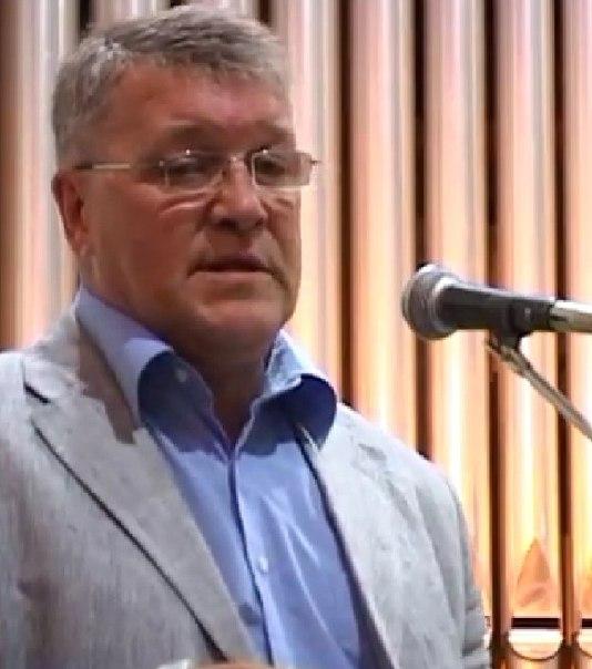 С. М. Наумов