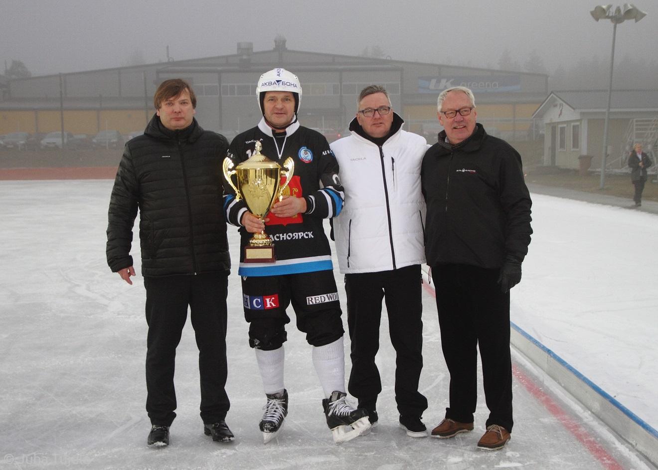 Фото finbandy.fi.