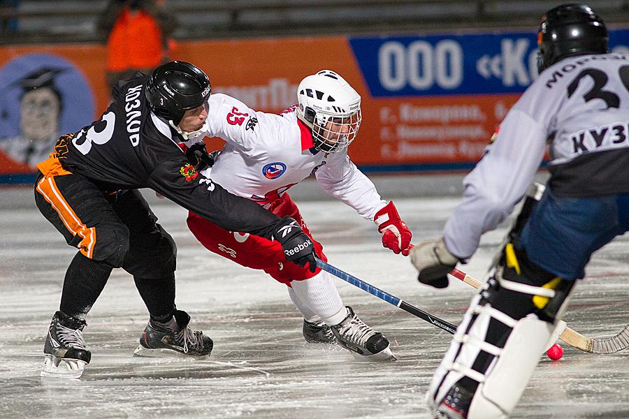 Календарь хоккея с мячом суперлига