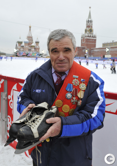 Русский хоккей будет жить