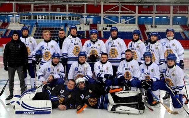 2 место - сборная Эстонии