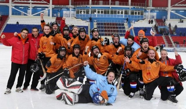 4 место - сборная Нидерландов