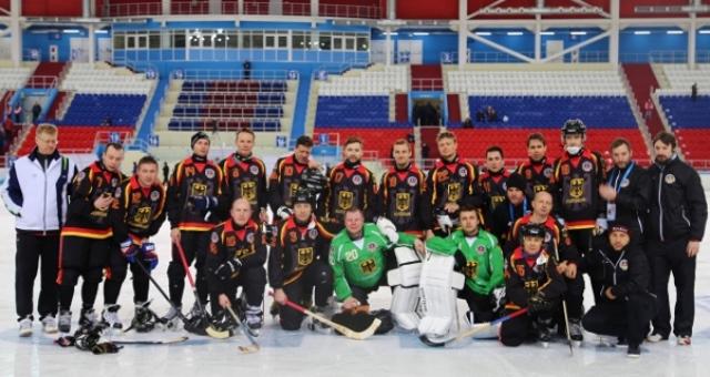 5 место - сборная Германии