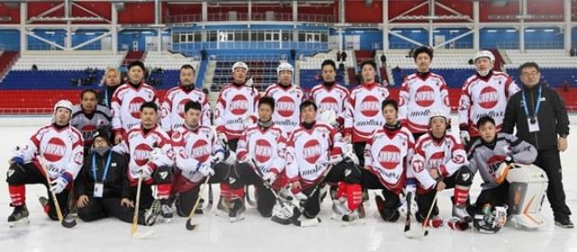 6 место - сборная Японии