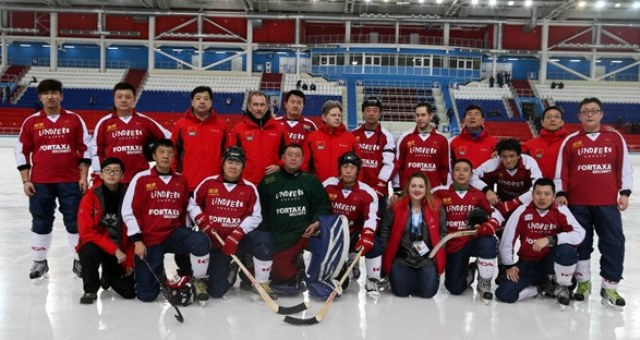 8 место - сборная Китая