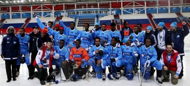 9 место - сборная Сомали