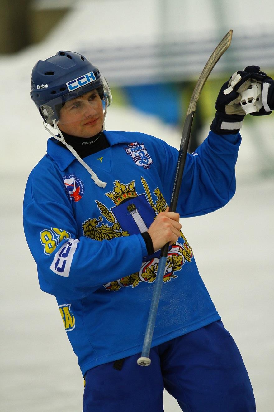 Спустя сезон Юрий Карсаков возвращается в Ульяновск (Фото Павла Шалагина)