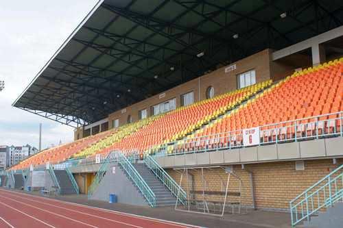 Стадион Трудовые резервы