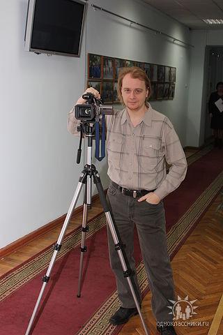 Видео оператор трансляций - Геннадий Бухтояров