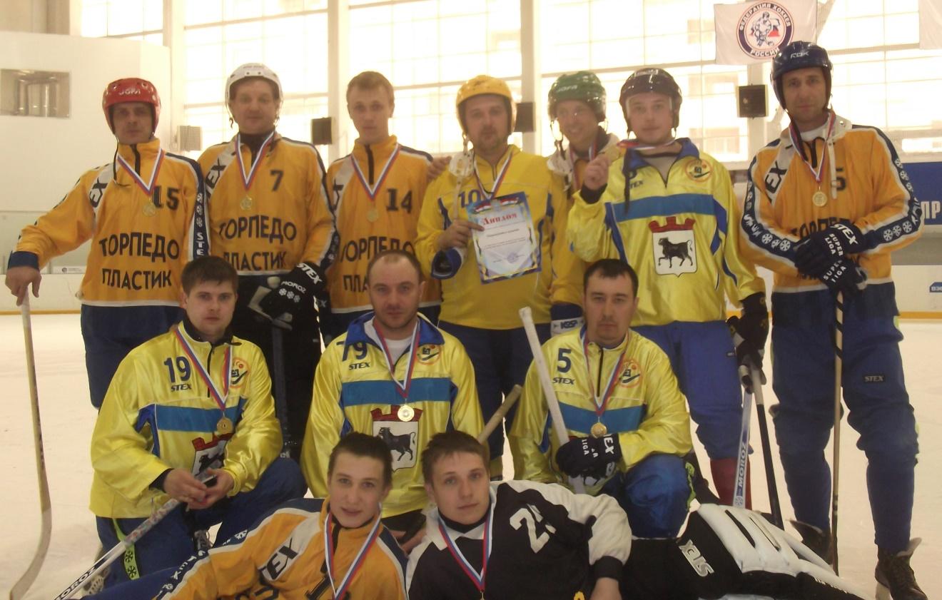 Победитель турнира сборная Сызрани