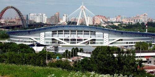 Стадион СККрылатское