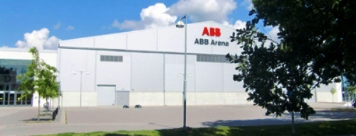 Стадион АББ Арена Сид