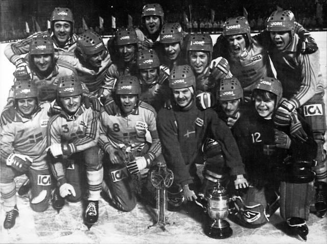 Сборная Швеции – победитель хабаровского Чемпионата мира