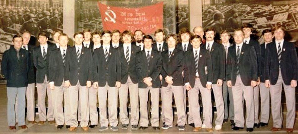 Сборная СССР–1988: где они сейчас - Чемпионат | 430x955