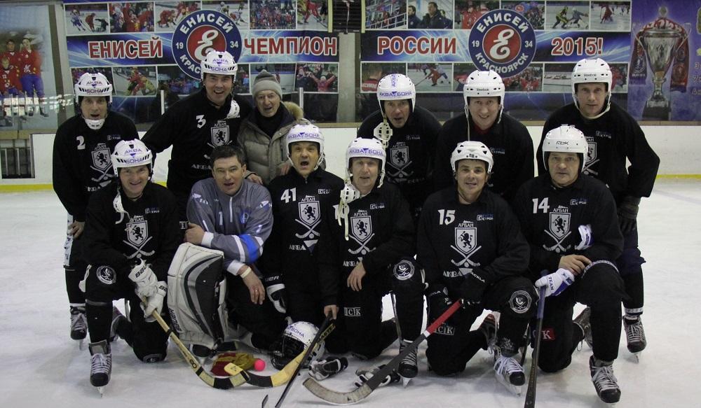 Победитель турнира Торпедо» Красноярск