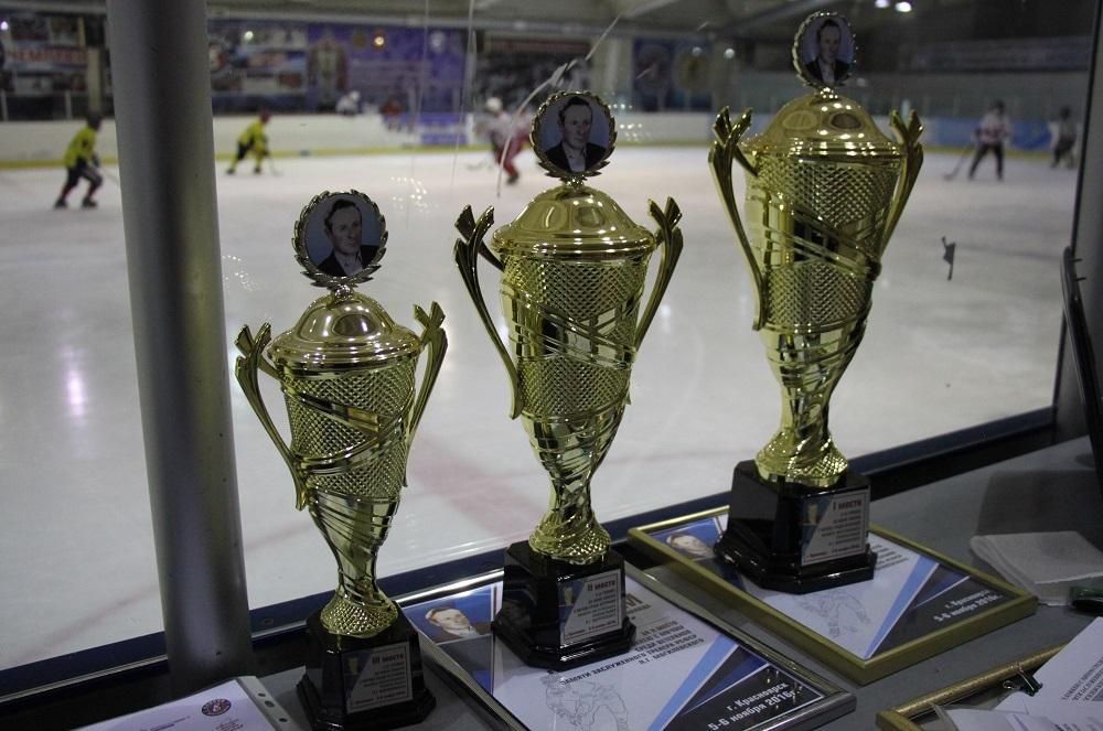 Награды для призёров