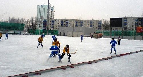 Стадион СК Обухово
