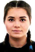 Федюкова Мария Владимировна