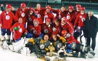 12марта 2009 г. «Боровичи» — победитель финального турнира команд первой лиги