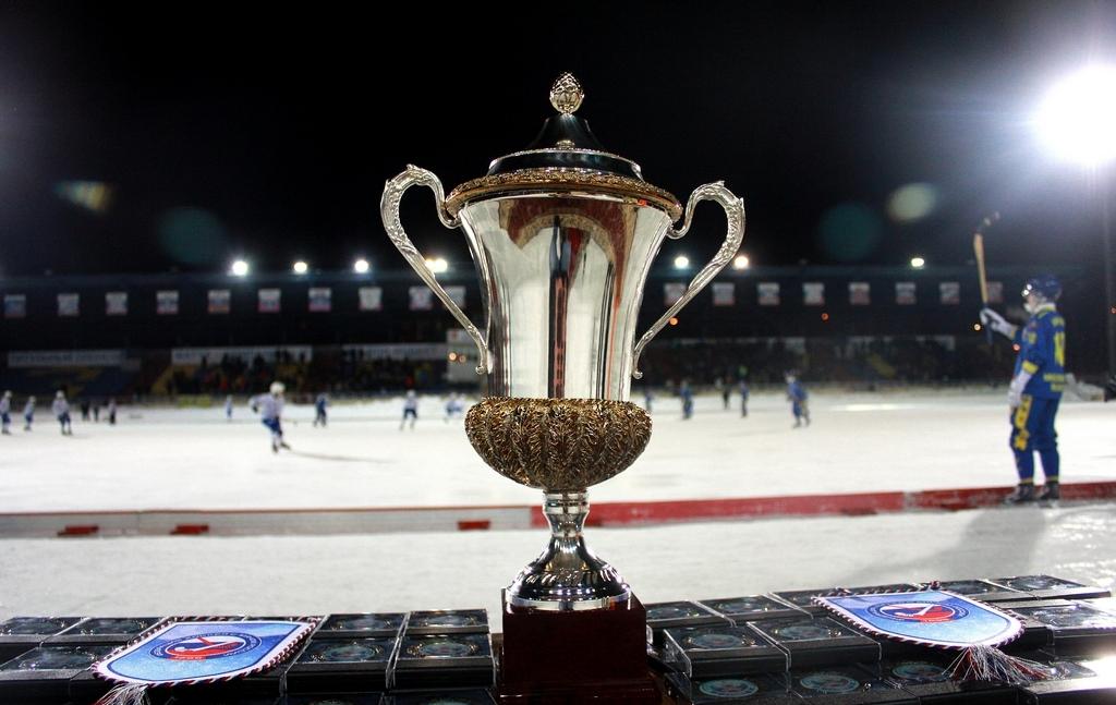Суперкубок России второй раз в истории разыграют в Красногорске.