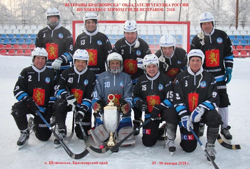 Фото Федерации хоккея с мячом Красноярского края.