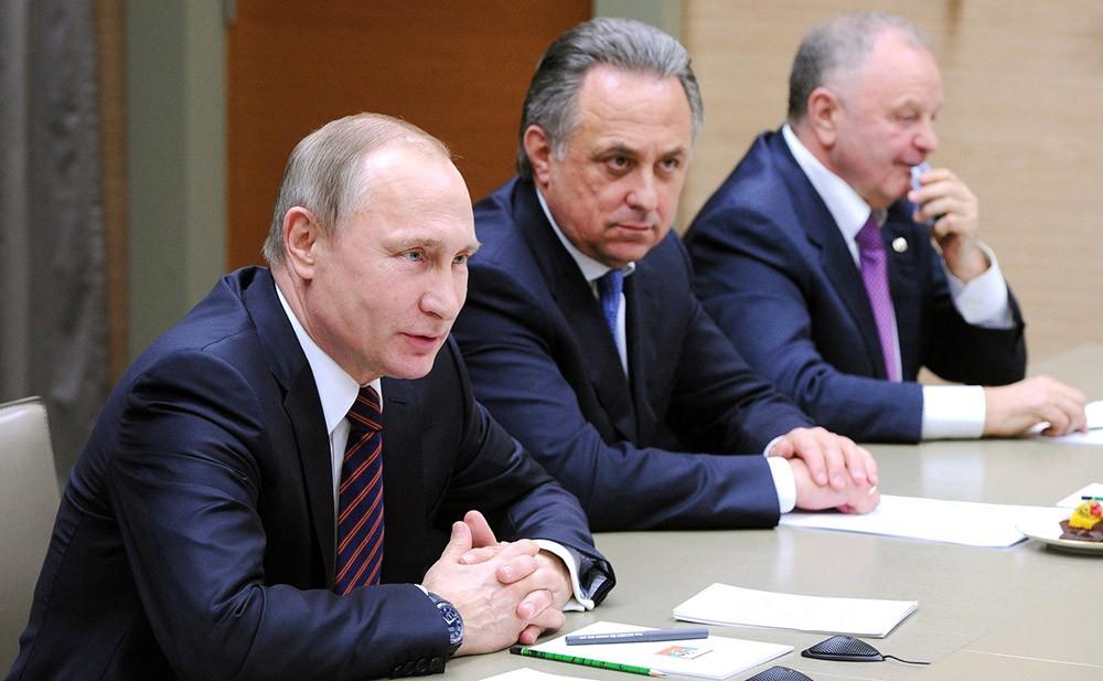 Фото пресс-службы Президента Российской Федерации.
