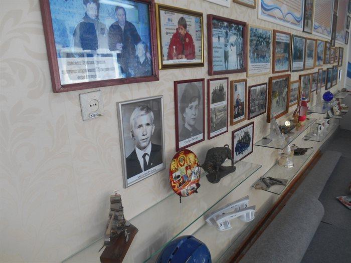 Фото из архива Астрадамовской средней школы.