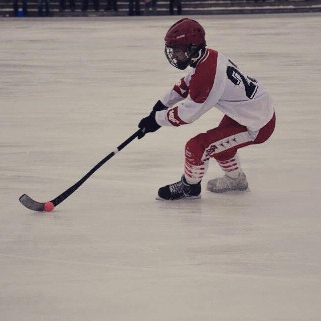 Фото из личного архива хоккеиста.