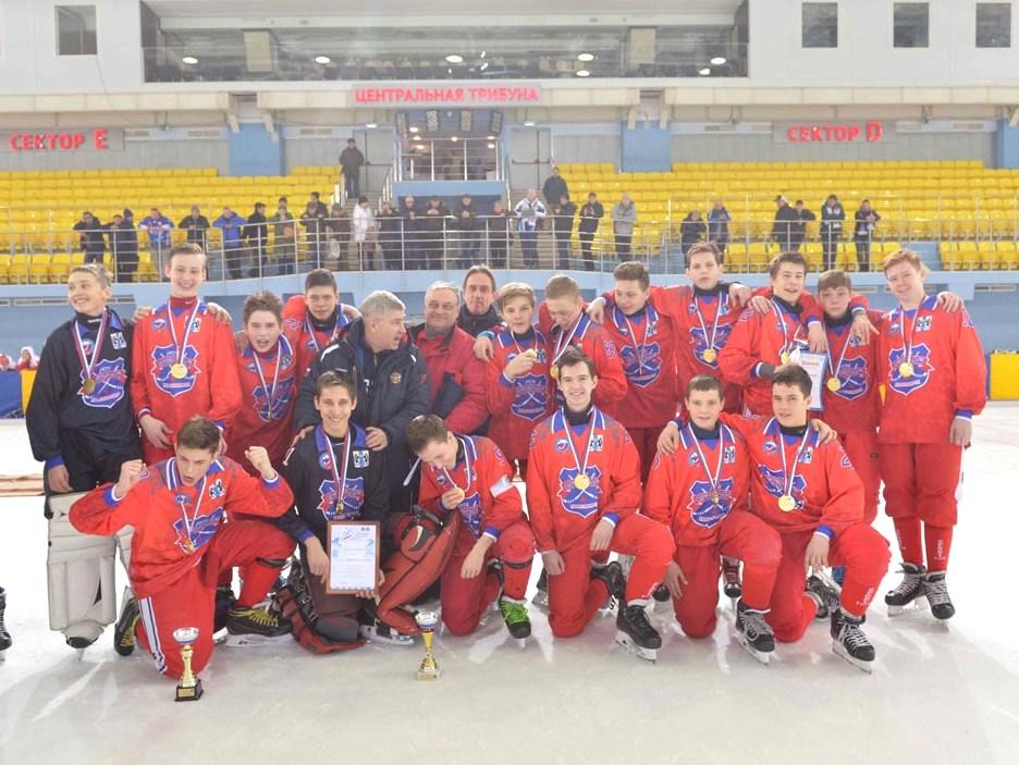 Сборная Новосибирской области – победитель VIII зимней Спартакиады учащихся России 2017 года