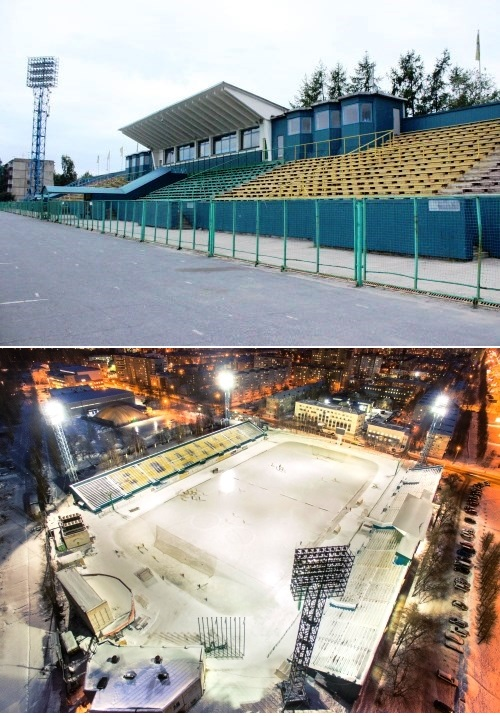 Стадион Труд