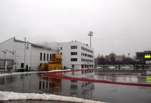 Стадион СШОР №1