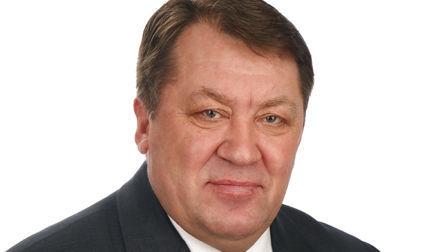 Президент РОО «Федерация хоккея с мячом Хакасии» Юрий Шпигальских