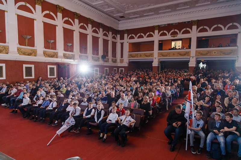 Фото Ильи Матушкина.