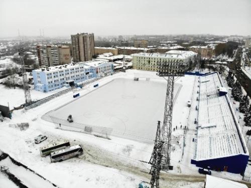 Стадион Родина