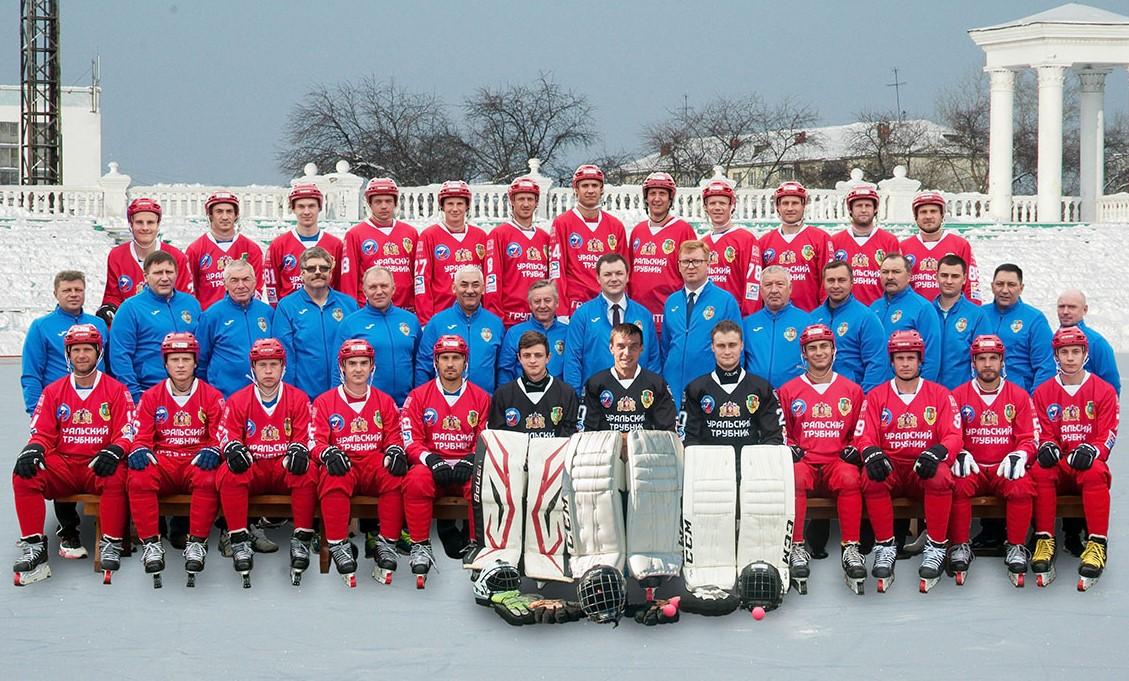 Бронзовый состав чемпионата  2018-2019