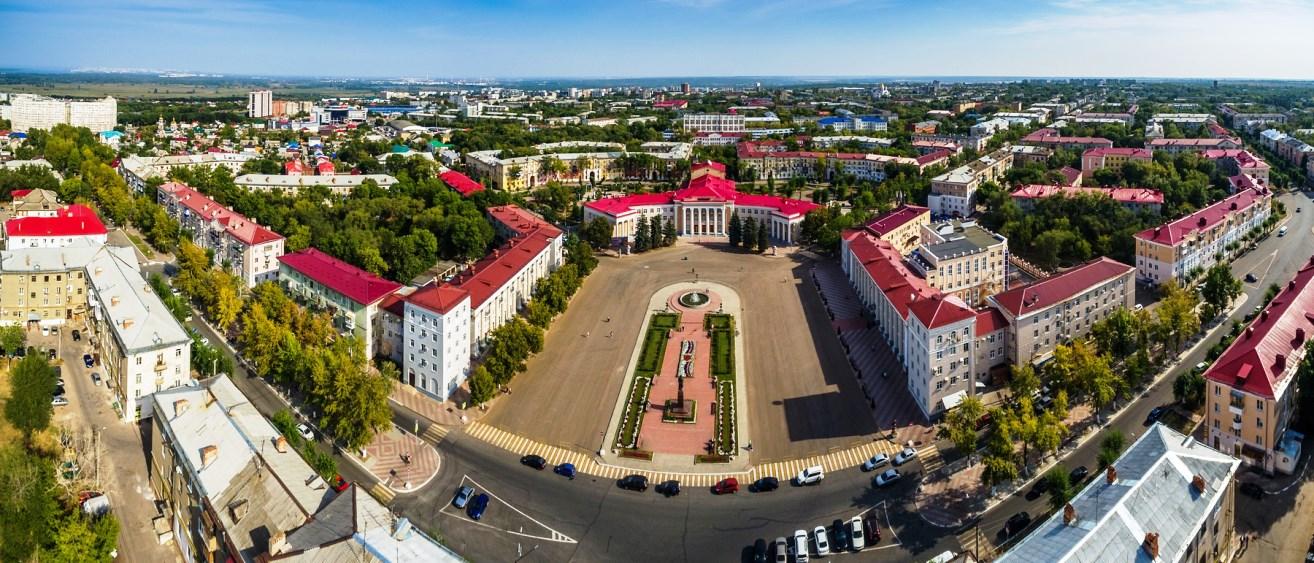 Самарская область, город Новокуйбышевск