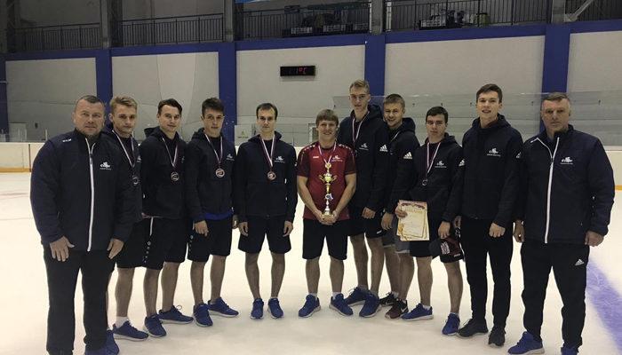 Бронзовый призёр - сборная Нижегородской области