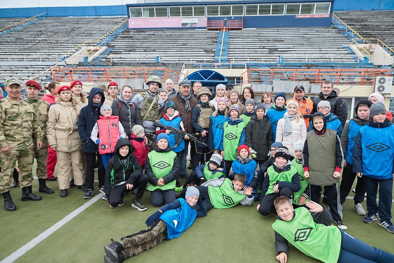 Фото kuzbassbandyclub.ru.