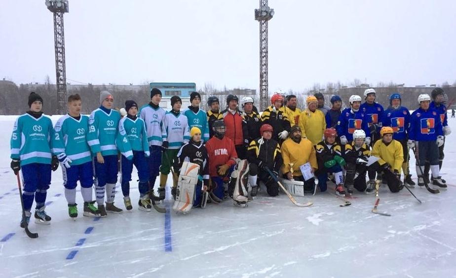 Фото: Федерация хоккея с мячом Мончегорска