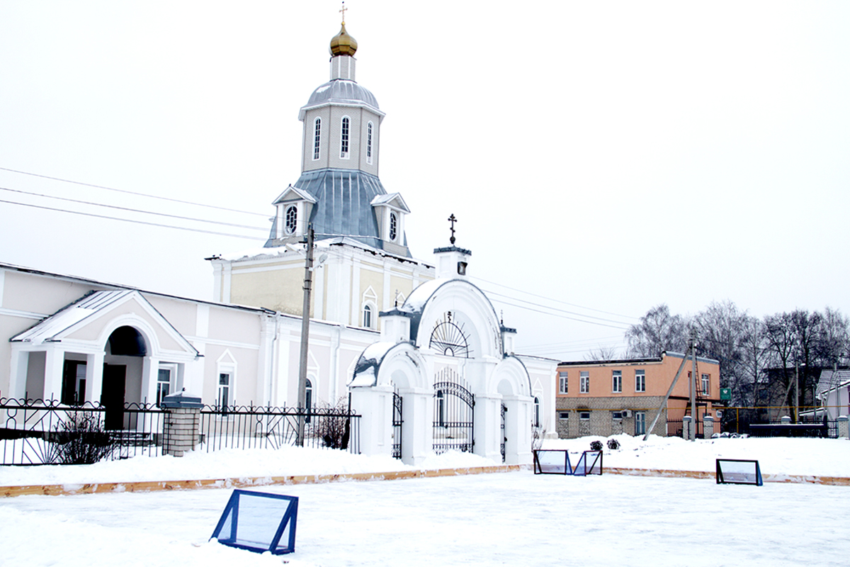 Фото Игорь ГАВРИЛОВ, пресс-служба ХК «Старт»