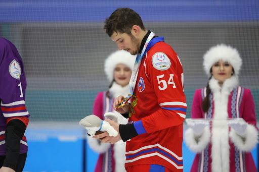 """Фото ХК """"Уральский Трубник""""."""